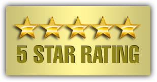 Hundreds of 5-Star Ratings